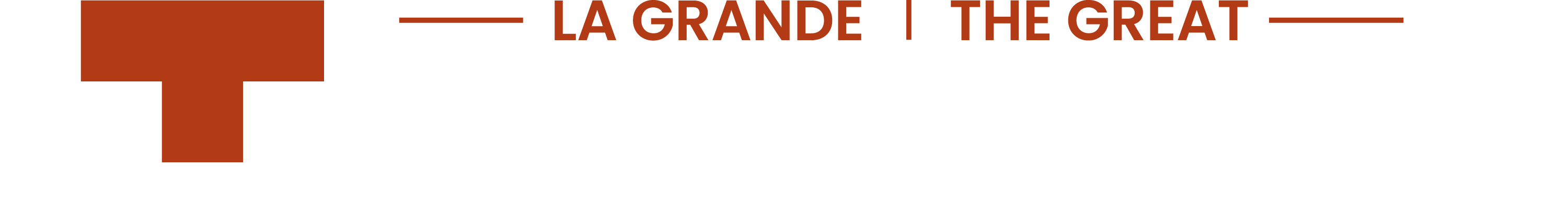 La Grande transition - The Great Transition 2021